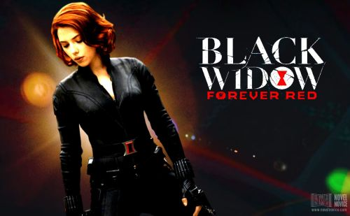 Black Widow Wallpaper5