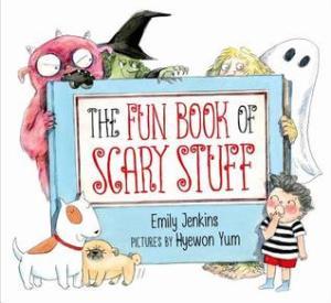 fun book of scary stuff
