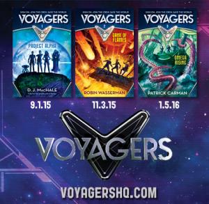 voyagers series